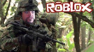 EL SOLDADO MADAFAKA! Roblox!