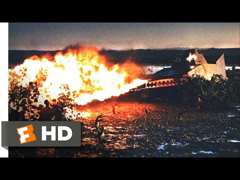 Dr. No (5/8) Movie CLIP - The Dragon of Crab Key (1962) HD