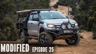Ford Ranger PX, Modified Episode 25
