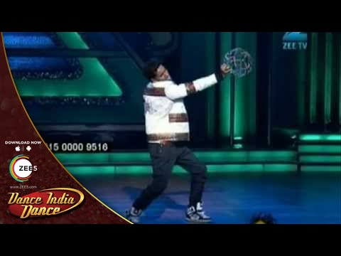 Dance India Dance Season 3 Feb. 04 '12 - Paul