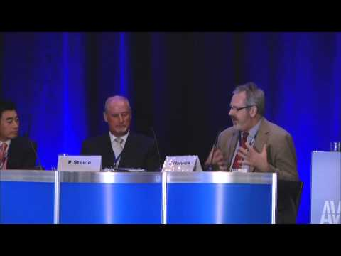 Commercial Aviation Panel Discussion at AIAA AVIATION 2013