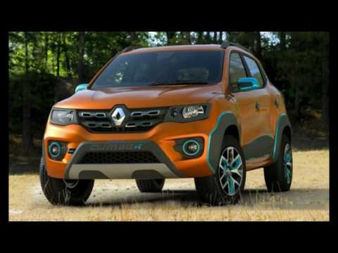 Best Modified Renault Kwid in India - SUV - Images - Specs - Concept - Compact - Car - 2016 - 2017