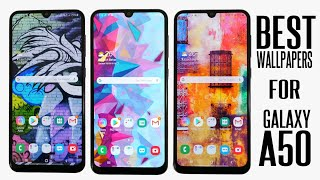 Best Wallpapers For Samsung Galaxy A50 Hindi Youtube