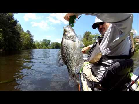 Crappie fishing north georgia youtube for Georgia out of state fishing license