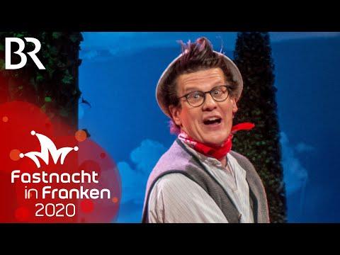 Matthias Walz Als Wirtshausmusikant | Fastnacht In Franken 2020 | Veitshöchheim | Kabarett & Comedy