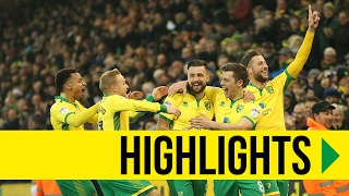 HIGHLIGHTS: Norwich City 5-1 Nottingham Forest