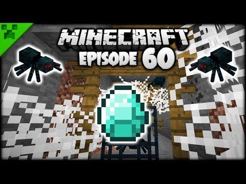 Minecraft Abandoned Mineshaft Q&A!  Python's World Minecraft Survival Let's Play  Episode 60