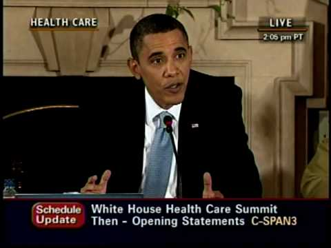 Obama on Insurance Over State Lines