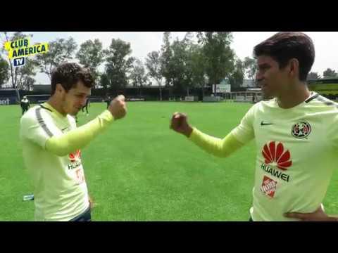 Duelo Manuel Pérez vs Emilio Orrantia Club América