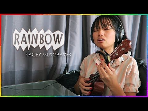 Kacey Musgraves - Rainbow || (Ukulele Cover)