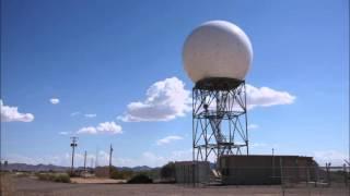 NOAA Weather Radar, Mesa, AZ, Phoenix Weather Radar Site (PSR)
