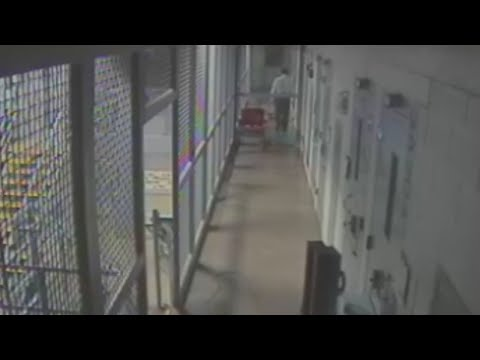 Violent prison riot kept secret: shocking surveillance video
