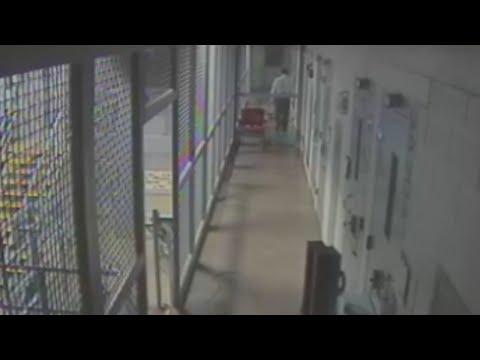 Violent prison riot