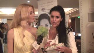 Vanda Teixeira on Tools for Your Soul at Secret Room Events Style Lounge Emmys 2014 Thumbnail