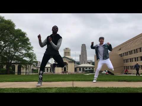 Bruno Mars Finesse Choreography Dance Video at Carnegie Mellon University