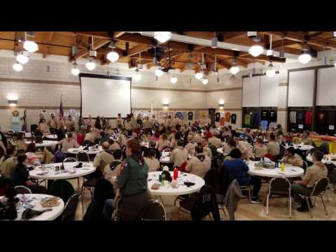 """""""Back To Gilwell"""" At The 2017 BAC Wood Badge Reunion"""