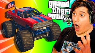 KUPIO SAM MONSTER TRUCK U GTA 5!!! Gta 5 Zezancije