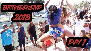 VLOG 9 | BRT WEEKEND 2018 The World's Biggest Caribbean Music Festival