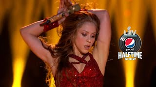 Shakira - Whenever, Wherever (Super Bowl 2020) Halftime Show