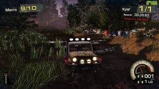 OFF-Road Drive Game 2010 | Demo | UAZ - Karelia Gameplay [HD 720p]