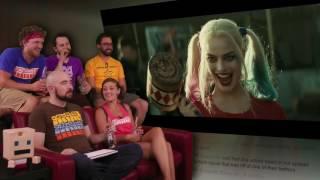 Suicide Squad Comic-Con Trailer! | July 2016 Show and Trailer!
