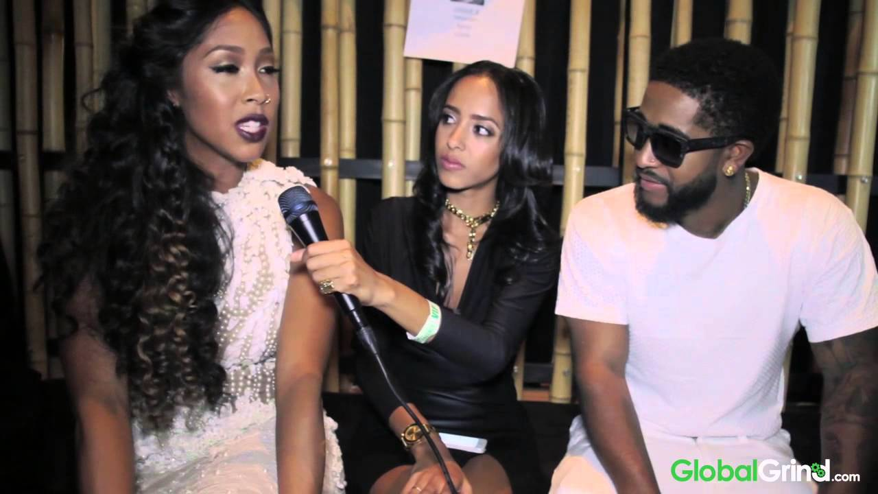 Omarion & Apryl Jones Love & Hip Hop Hollywood, Miss ...
