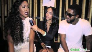 Omarion & Apryl Jones Love & Hip Hop Hollywood, Miss Leslie & Motherhood