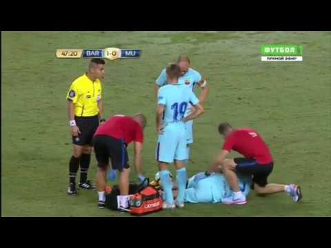 Видео Интер М – Бетис. 1:0 (Футбол. Товарищеский матч