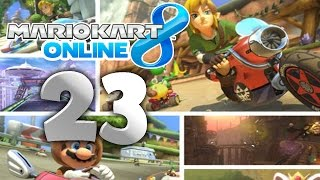 MARIO KART 8 ONLINE Part 23: New Nintendo 3DS, Pokken Tournament & MK 8 DLCs