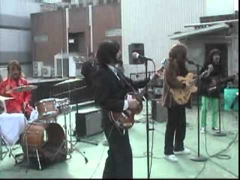 The Beatles Quot Let It Be Quot Film Cover Vol 3 Rooftop Concert