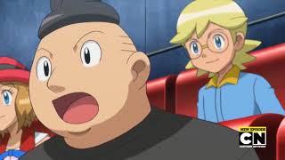 Ash vs Alain celý zápas