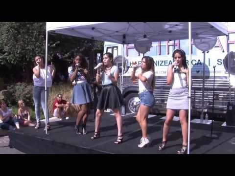 Fifth Harmony - Tellin' Me (live at San Antonio)