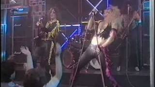 Twisted Sister I Am I'm Me TOTP Different Version Rare Unseen