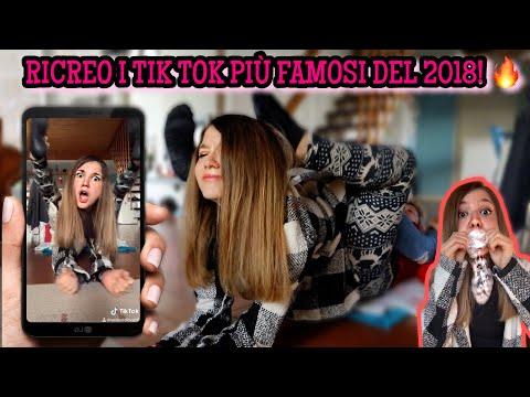 RICREO I TIK TOK/MUSICAL.LY PIÙ FAMOSI DEL 2018! ♕