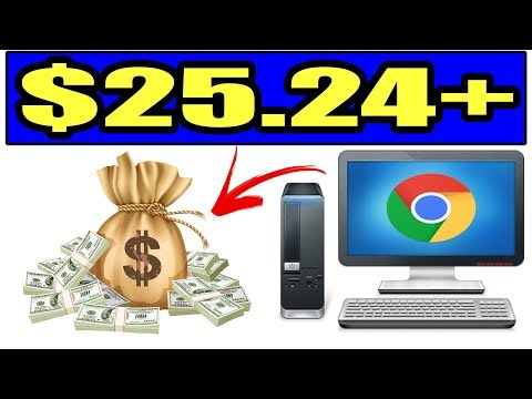 Guadagnare $25.24 in AUTOMATICO (Senza Lavorare online)
