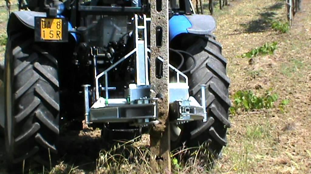 Pinza idraulica per trattori con attacco a tre punti pto for Montacarichi per legna
