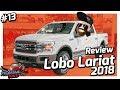 Ford Lobo 2018 Lariat | PruebameLa Nave #13