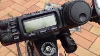 My Ham Radio DX Bike