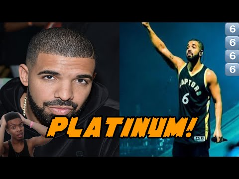 THE BEST ARTIST ALIVE DRAKE'S VIEWS GOES DOUBLE PLATINUM