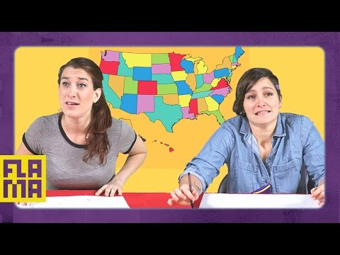 Latinos Guess American Geography
