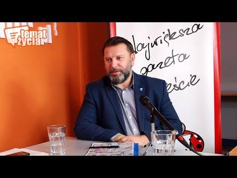 Zaorane Pabianice. Rozmowa z wiceprezydentem Markiem Gryglewskim
