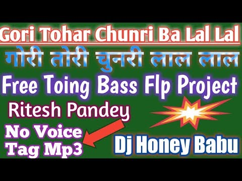 Flp Project 2018 | Gori Tohar Chunri Ba Lal Lal Re | Ritesh Pandey | Dj Honey Babu