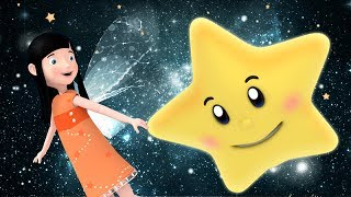 Twinkle Twinkle Little Star - Children Nursery Songs Kids Songs Kindergarten Songs Preschool Songs