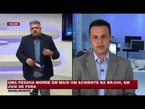BRASIL URGENTE MINAS 24/07/2018