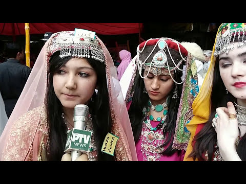 Culture OF Pakistan Gilgit Baltistan Traditional Dresses Of skardu pakistan