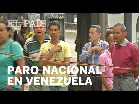 Paro nacional en Venezuela | Internacional