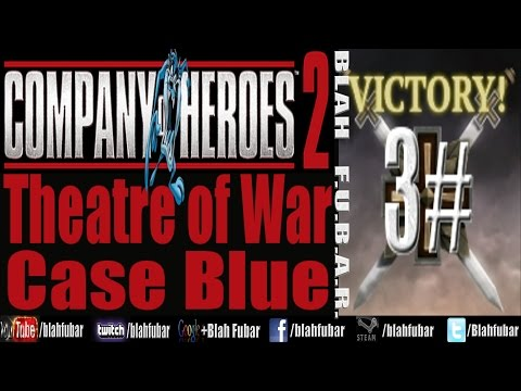 Company of Heroes 2-Case Blue-Don River-3# |