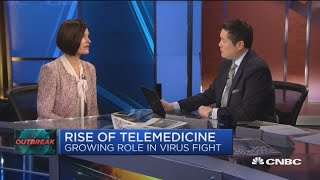 Coronavirus creates new opportunities for patients to try telemedicine