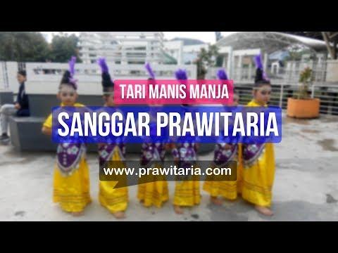 Tari Manis Manja - Sanggar Prawitaria - Car Free Day WEP Gresik