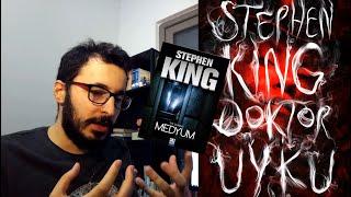 Doktor Uyku (ve Medyum) - Stephen KING | viKİTAP Serisi 9